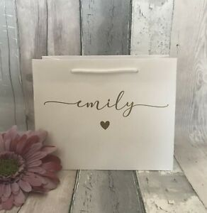 Personalised Luxury Gift Bag for all occasions