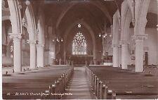 St. John's Church Interior, TUNBRIDGE WELLS, Kent RP