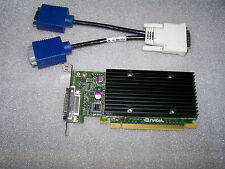 Nvidia NVS 300 512MB PCI-E x16 LP Dual Monitor + Cable, (Win 7 compatible)