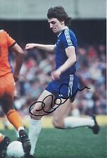 Colin Pates Hand Signed Chelsea 12x8 Photo 2.