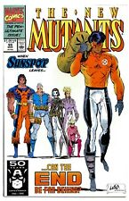NEW MUTANTS #99(3/91)1st FERAL+1st SHATTERSTAR & 2nd GIDEON(CABLE)CGC IT(9.8)HOT