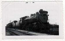CB&Q Q Train PHOTOGRAPH Photo LINCOLN NEBRASKA Chicago Burlington Railroad RR