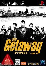 Used PS2  Capcom The Getaway SONY PLAYSTATION JAPAN IMPORT