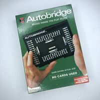 Vintage Grimaud Autobridge Game - Learn Bridge on your own - intermediate
