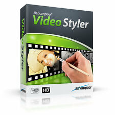 Ashampoo Video Styler deutsche Vollversion ESD Download nur 8,99 !!