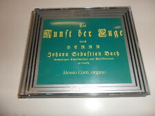 Cd  Die Kunst der Fuge Johann Sebastian Bach