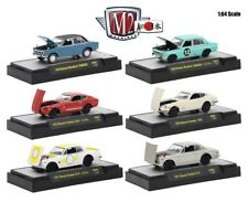 M2 Machines Auto Japan Full Set of 6 Includes Display Box
