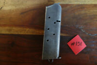 Colt 1911 Magazine WWI Type Made by Colt W/ Lanyard Loop Good Capacity 7