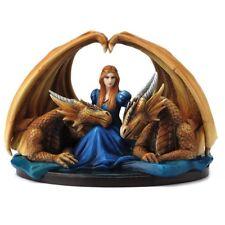 Anne Stokes figurine of Fierce Loyalty