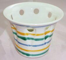 Gmundner Keramik - Buntgeflammt- Tischlicht 7,0 cm. - 20%