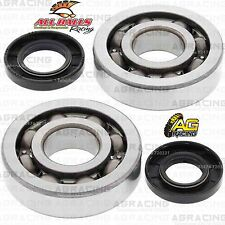 All Balls Crank Shaft Mains Bearings & Seals For Kawasaki KX 250 2003 Motocross