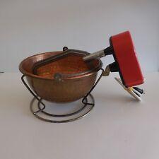 Chaudron polenta cauldron copper cuivre LA CUOCA AUTOMATICA PRODOTTI BOTTA ITALY