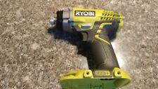 "18v Ryobi 3 speed 1/4"" Hex Impact Drill Driver w/ LED 18 volt Model P237  New!!"