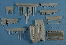 CMK CZECH MASTER'S KITS 4059 - DB-601A/B GERMAN ENGINE WWII 1/48 RESIN KIT
