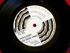 GRAND PREES~JUNGLE FEVER~MEGA RARE~ONE OF A KIND~GROOVE~101~ NORTHERN SOUL 45