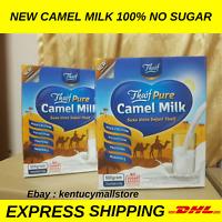 1 box PURE Camel Milk Powder halal NO SUGAR high calcium 25 gram x 20's