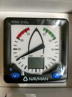 New Navman 3150s Wind head / display also fits Northstar W310/315 wind systems