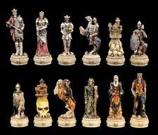 Pezzi degli scacchi set - Scheletro CAVALIERE - Fantasy Scacchi figure VERONESE