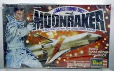 James Bond 007 Moonraker Space Shuttle Model Kit Revell Roger Moore (Sealed)