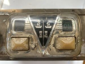 40's Hudson Automotive Radio