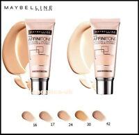MAYBELLINE AFFINITONE Protecting Foundation Moisturising All Skin Types  30 ml