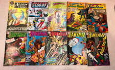 HUGE LOT of 100 SILVER / BRONZE AGE Comic Books -- Mostly DC -- All Pictured