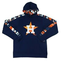 Houston Astros MLB Zubaz Men's Drawstring Hoodie