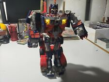 Optimus Prime Transformer toy collectable lights up makes sound Vintage?