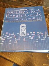 400 Day Clock Repair Guide by Charles Terilliger 9th Edition (1984) - 3SS