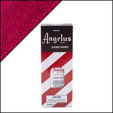 Angelus Suede Dye Dark Red