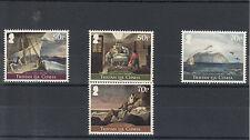 Tristan da Cunha 2014 MNH Augustus Earle 4v Set Art Ships Exploration Stamps