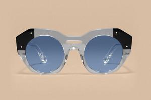 """REVEL PARIS """"Cristal"""" womens sunglasses HANDMADE (NEUF)"""