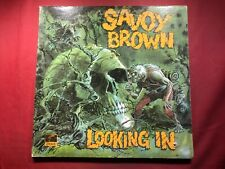 P2-75 SAVOY BROWN Looking In ... SMAS 93405 ... PARROT RECORDS .. Great shape.