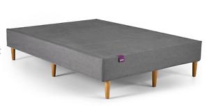 The Purple? Foundation - King Size Upholstered Platform Bed Frame
