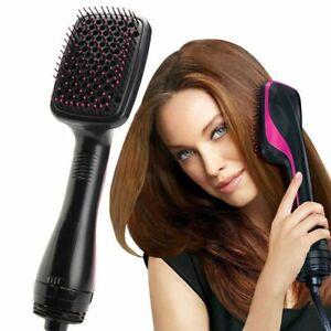 1000W Hair Dryer Brush Blower Hot Air Brush Professional Hairdryer Hairbrush