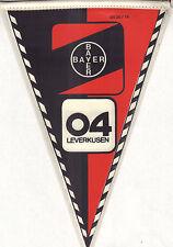 ORIGINAL FOOTBALL PENNANT BAYERN 04 LEVERKUSSEN