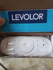 New Levolor 6 Panel Remote Control White