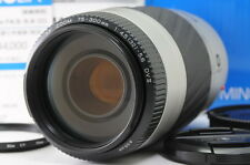 Minolta AF 75-300mm F4.5-5.6 D Zoom Macro Lens Sony Alpha Mint in Box From japan