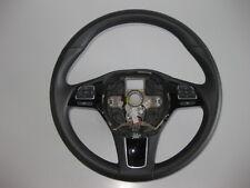 VW Touareq 7P Multifunktion MFL Sport Leder Lenkrad Heizung Lederlenkrad Y139
