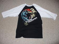Star Wars Shoretrooper Scarif Stromtrooper Baseball Shirt - Size 2XL Welovefine