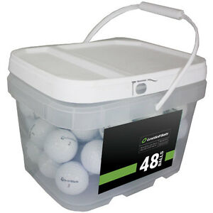 48 TaylorMade Project (a) Near Mint Used Golf Balls AAAA *In a Free Bucket!*