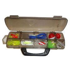 Ready2Fish Multi Species Fishing - Starter Tackle Kit Box and Guide