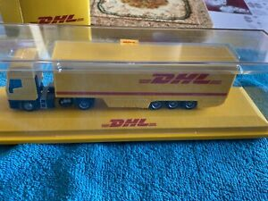 Camion Minuature Ho Rietze DHL Neuf