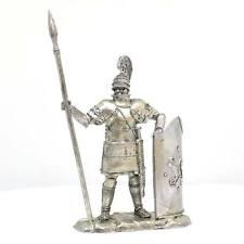 """Tin toy soldier """"Greek warrior (Mycenae), 12 cent. BC"""" (54mm) #Z61"""