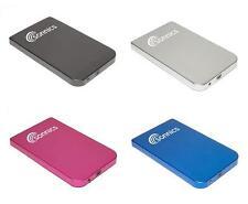 SONNICS 200GB EXTERNAL PORTABLE USB HARD-DRIVE RETAIL BOXED