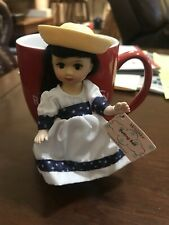 "2005 McDonalds Madame Alexander 5"" SETTING SAIL Girl Doll w/ Hang Tag"