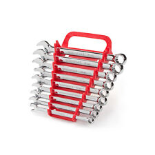 9-pc. Combination Wrench Set Metric (8-16 mm) Wrench Holder included