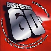 Best of the 60s Roy Orbison, Ben E. King, Animals, Archies, McCoys, Los B.. [CD]