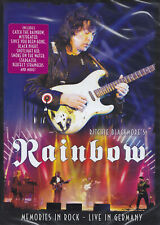 RITCHIE BLACKMORE'S RAINBOW - DVD - MEMORIES IN ROCK - LIVE IN GERMANY  ( Neu )