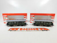 CA909-0,5# 2x Roco H0/DC 54223 Personenwagen 81275 Esn DB NEM, NEUW+OVP